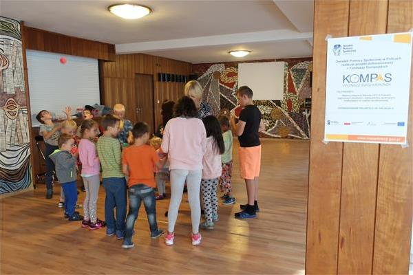 KOMPAS - wyjazd edukacyjno integracyjny