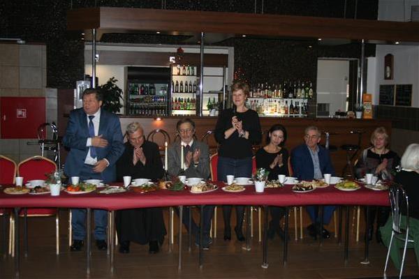 Burmistrzowie, Przewodniczacy Rady oraz Pani Dyrektor OPS